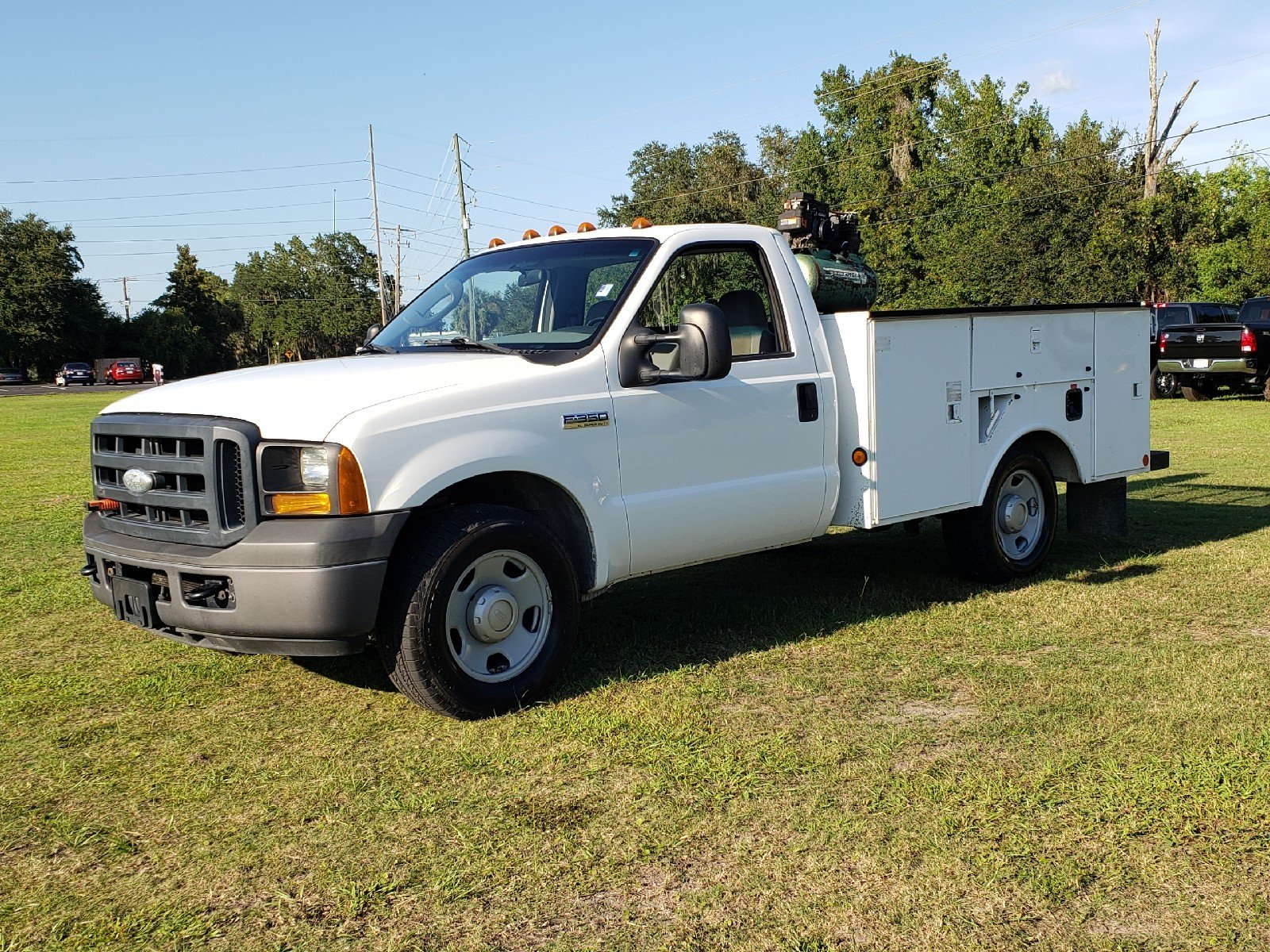 Pre-Owned 2007 Ford F-350SD XL