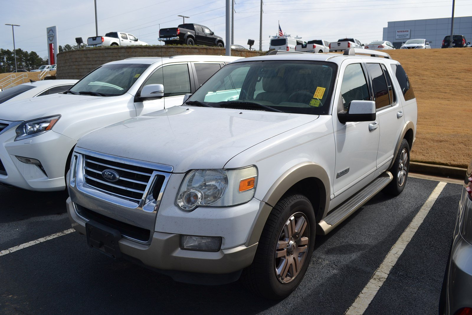Pre Owned 2007 Ford Explorer Ed Bauer