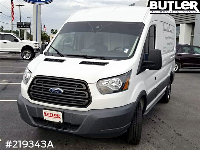 Pre-Owned 2016 Ford Transit Cargo Van Base
