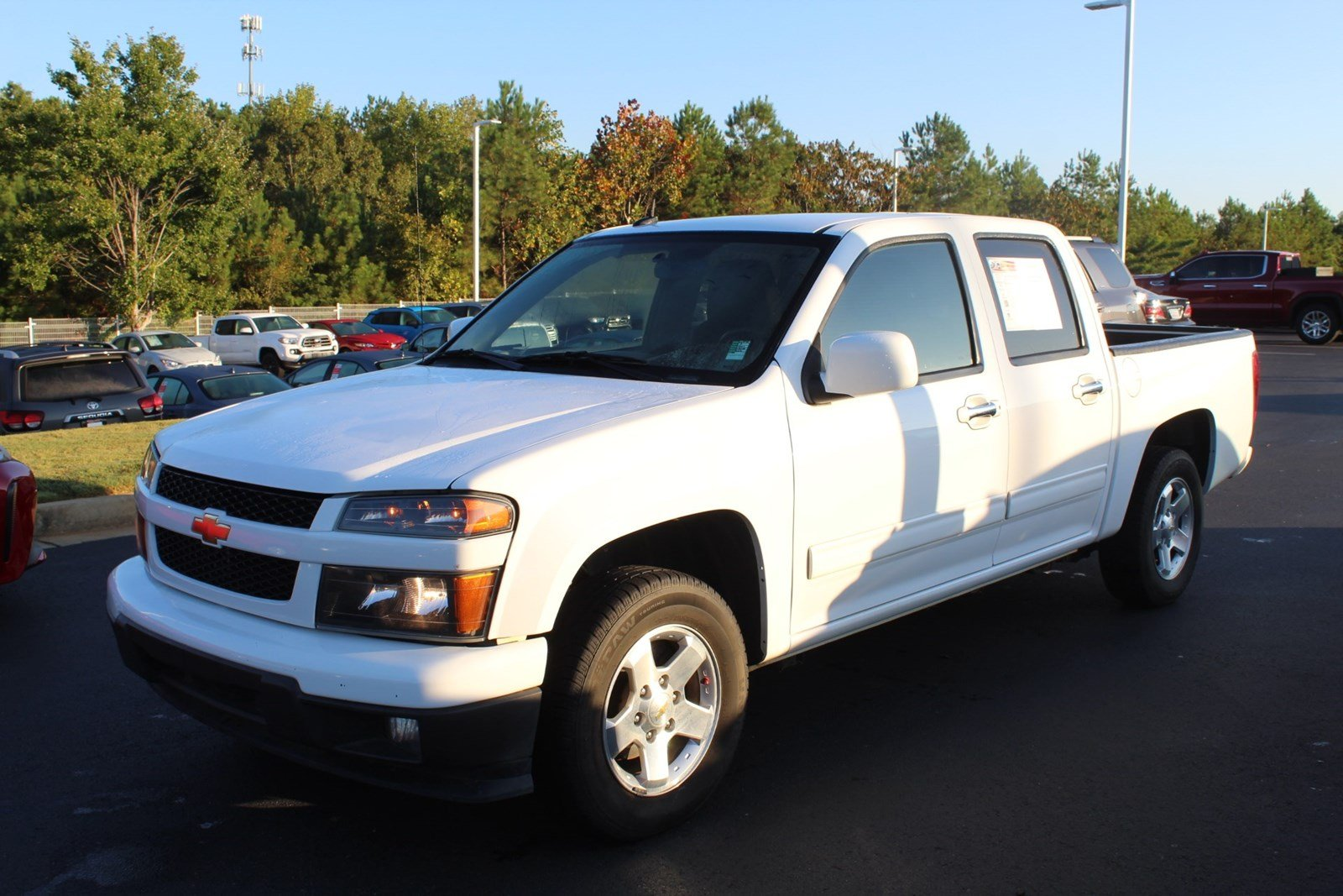 Pre-Owned 2012 Chevrolet Colorado LT w/1LT