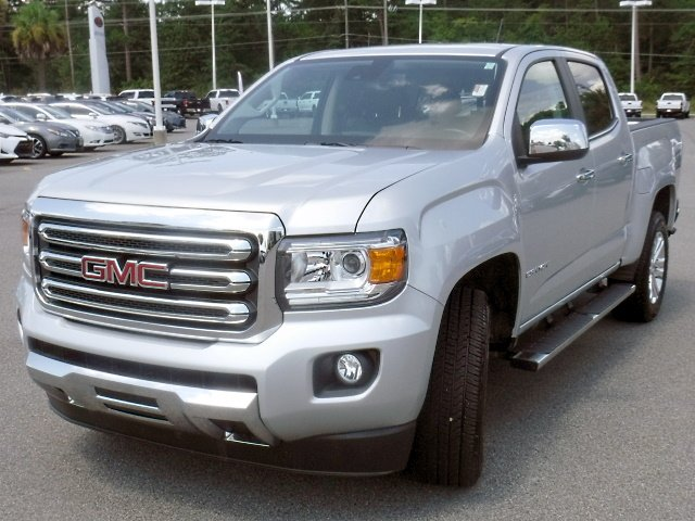 Pre-Owned 2018 GMC Canyon SLT Crew Cab