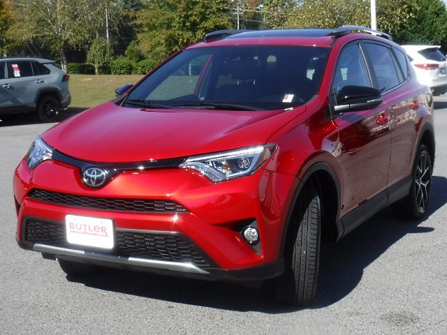 Certified Pre-Owned 2017 Toyota RAV4 SE AWD