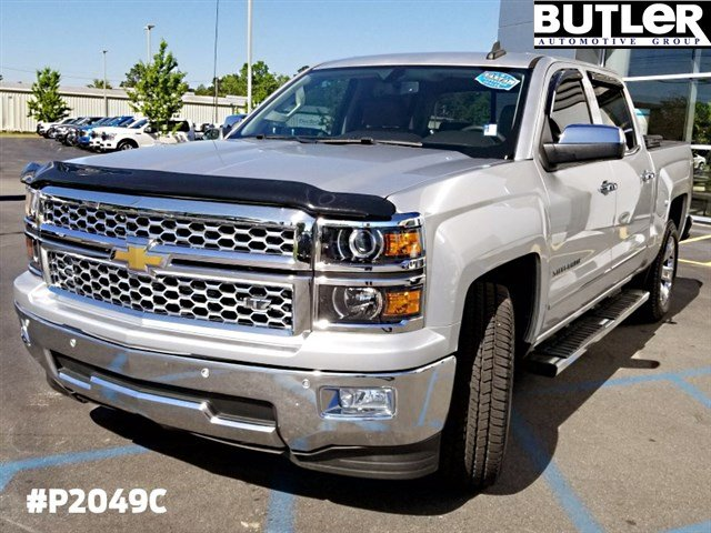 Pre Owned 2015 Chevrolet Silverado 1500 Ltz Crew Cab Pickup For Sale