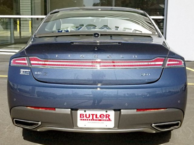 Pre-Owned 2018 Lincoln MKZ Select With Navigation