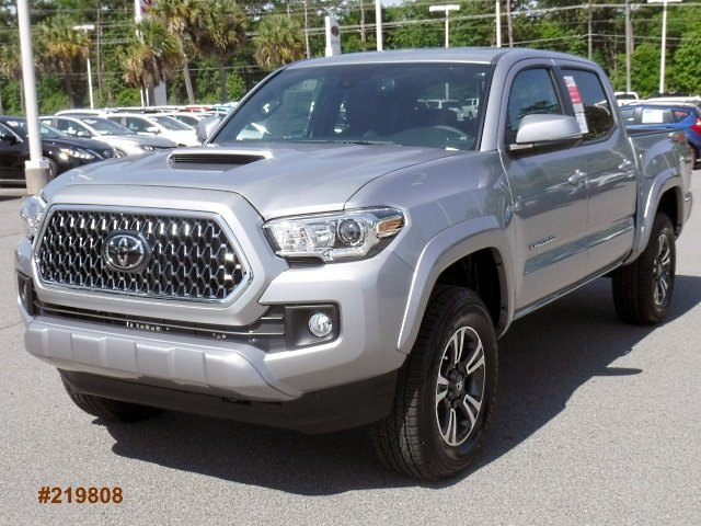 New 2019 Toyota Tacoma 4WD TRD Sport Double Cab