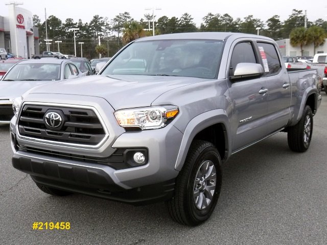New 2019 Toyota Tacoma Sr5 Double Cab V6 Long Bed 4wd Crew Cab