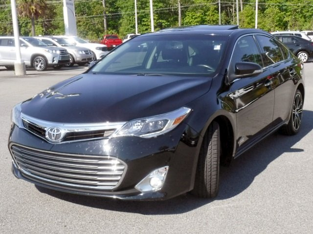 Certified Pre-Owned 2015 Toyota Avalon XLE Touring SE