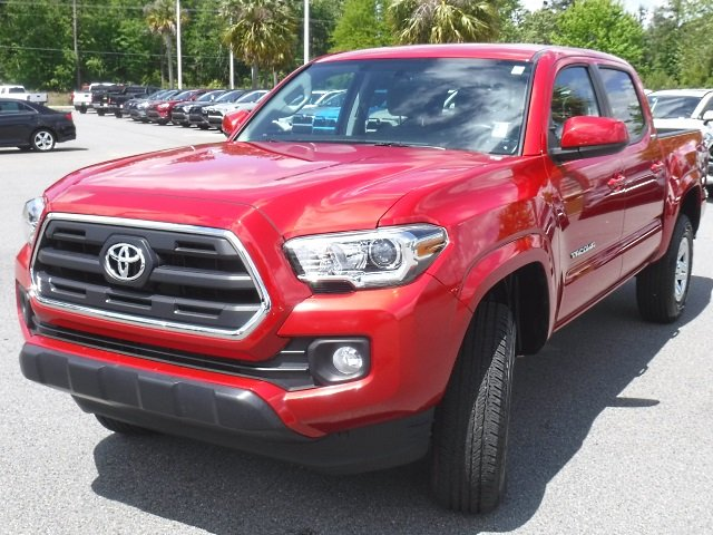 Certified Pre-Owned 2016 Toyota Tacoma SR5 Double Cab V6