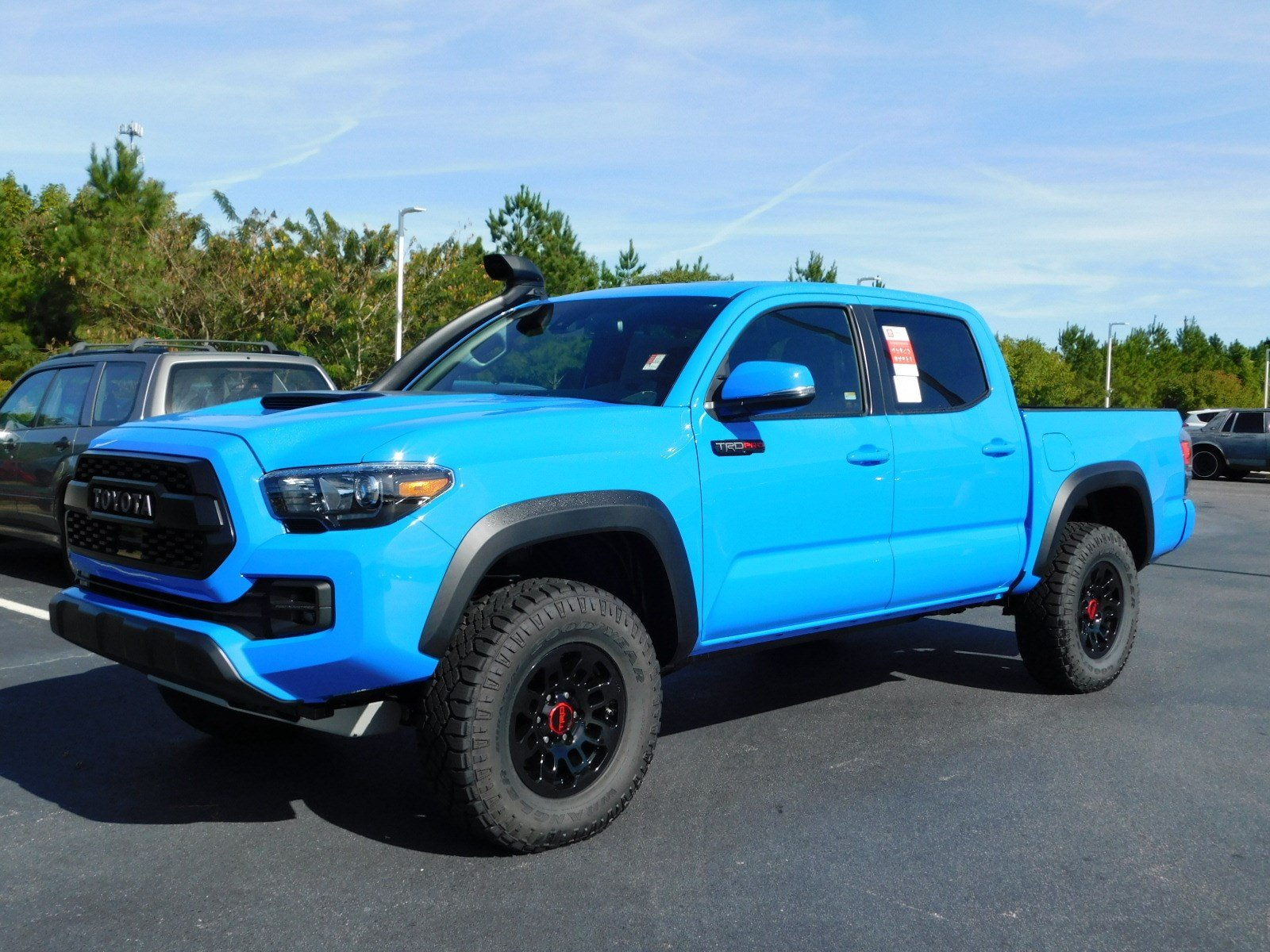 New 2019 Toyota Tacoma 4wd Trd Pro Double Cab For Sale X169058