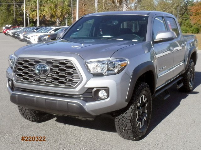 New 2020 Toyota Tacoma 4WD TRD Off Road Double Cab Manual