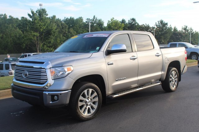Certified Pre-Owned 2016 Toyota Tundra 4WD Truck LTD