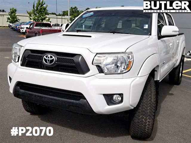 Pre-Owned 2013 Toyota Tacoma PreRunner Double Cab