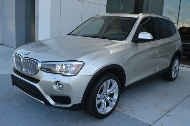 Pre Owned 2016 Bmw X3 Sdrive28i Rwd