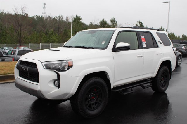 Toyota 4Runner Off Road >> New 2019 Toyota 4runner Trd Off Road 4wd