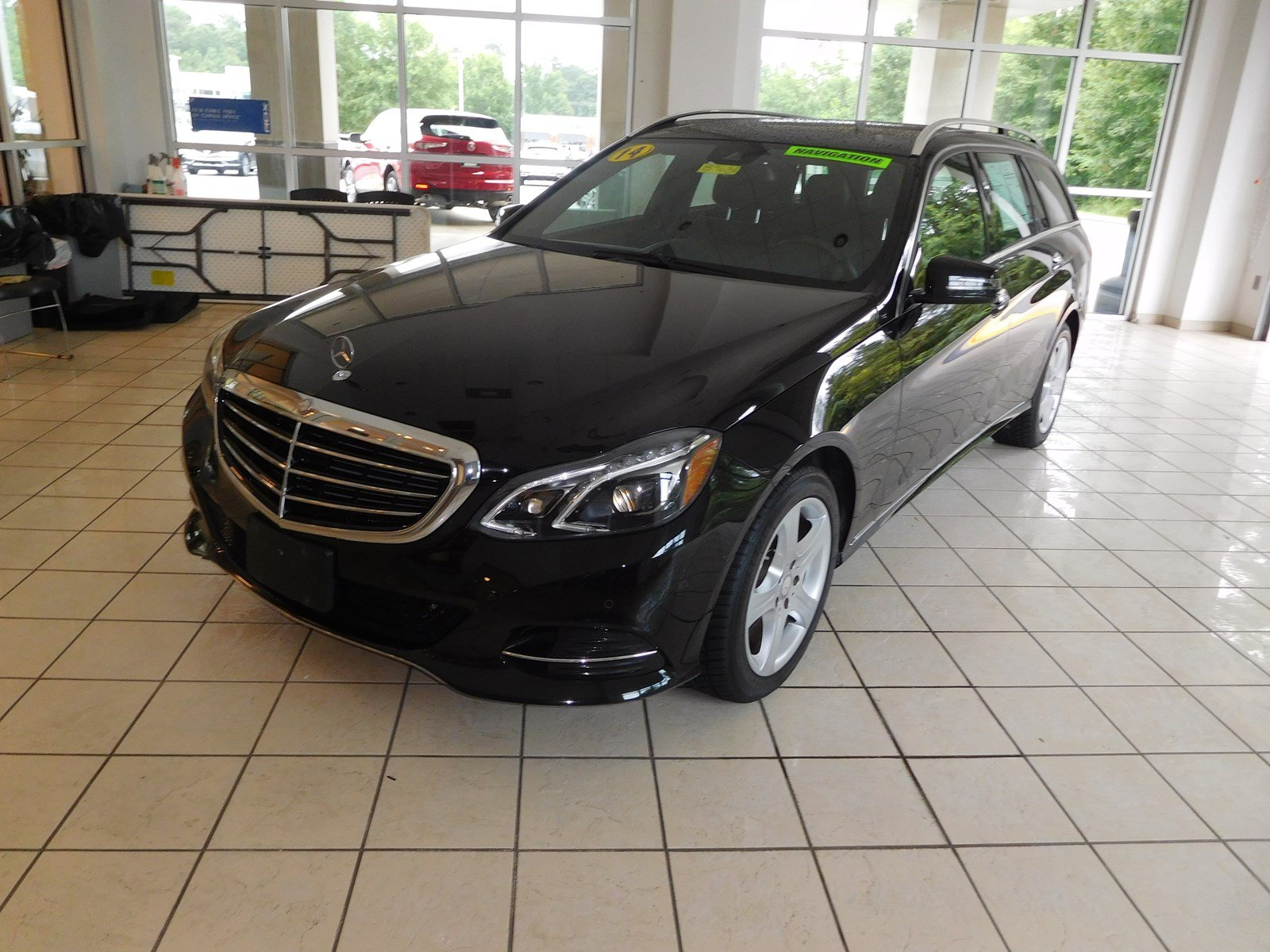 Pre Owned 2014 Mercedes Benz E Class E 350 Station Wagon For Sale