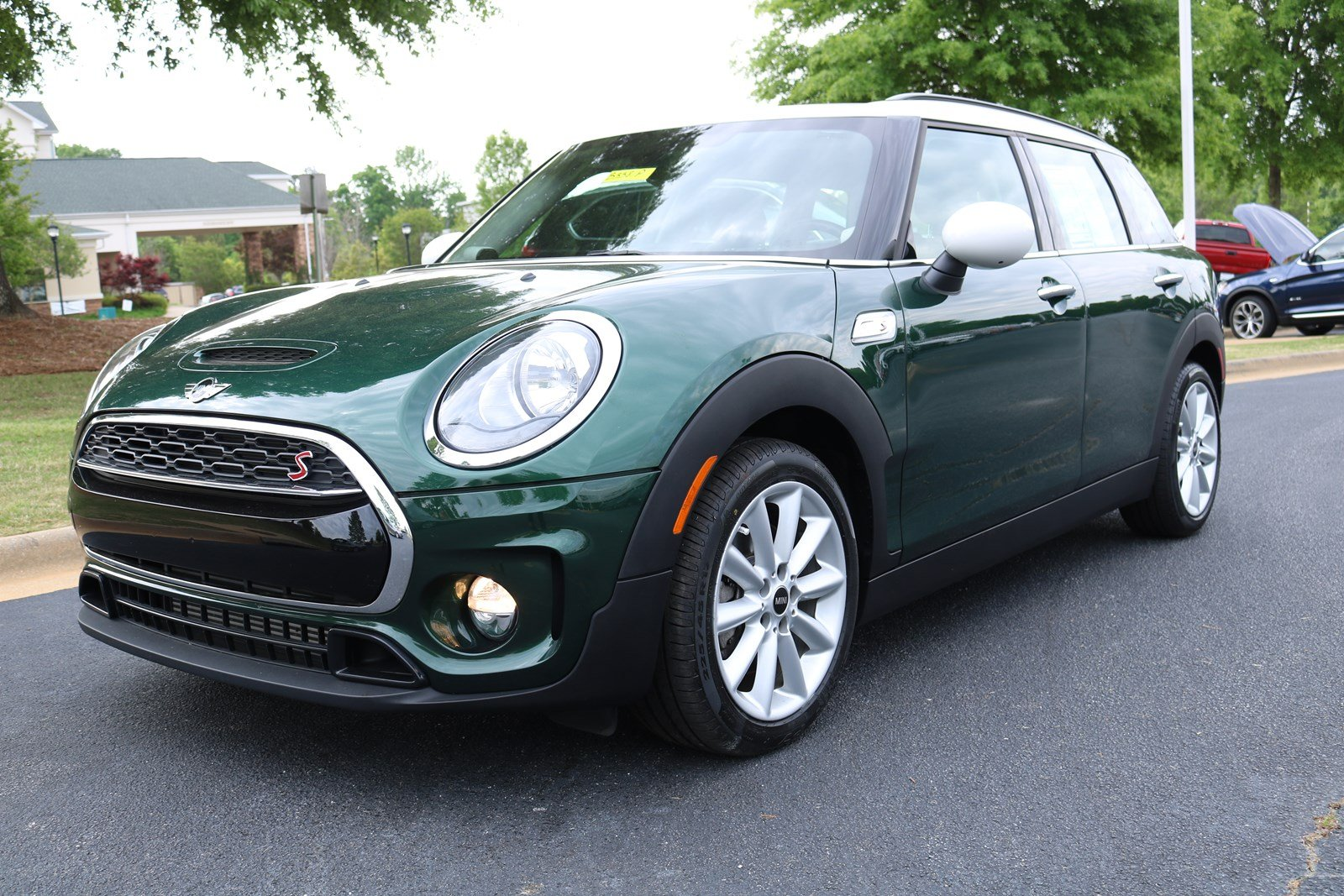 Pre Owned 2018 Mini Clubman Cooper S Station Wagon For Sale B3381p