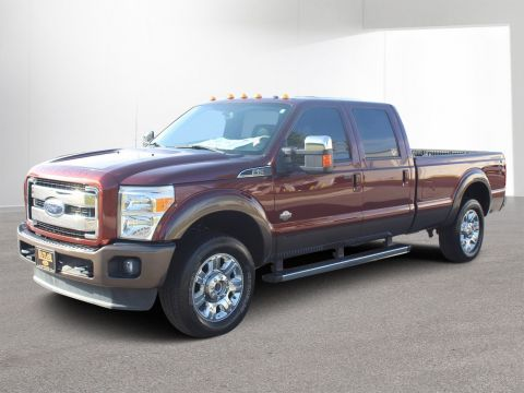 Pre-Owned 2016 Ford Super Duty F-250 SRW King Ranch
