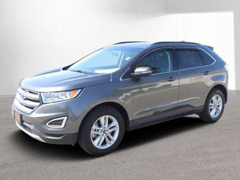 Pre-Owned 2017 Ford Edge SEL