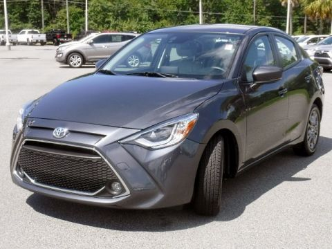 Certified Pre-Owned 2019 Toyota Yaris Sedan XLE