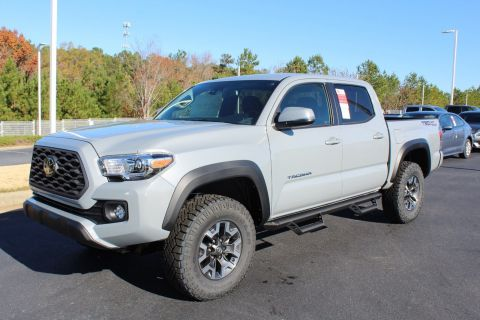 New 2020 Toyota Tacoma 2WD TRD Off Road