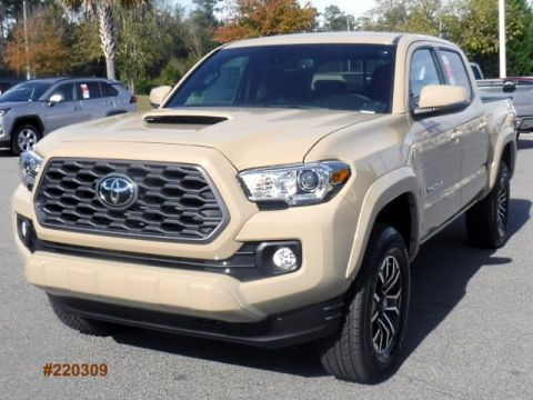 New 2020 Toyota Tacoma 2WD TRD Sport Double Cab