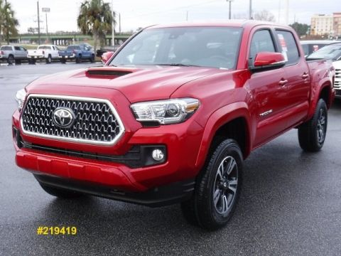 New 2019 Toyota Tacoma TRD Sport Double Cab 4WD