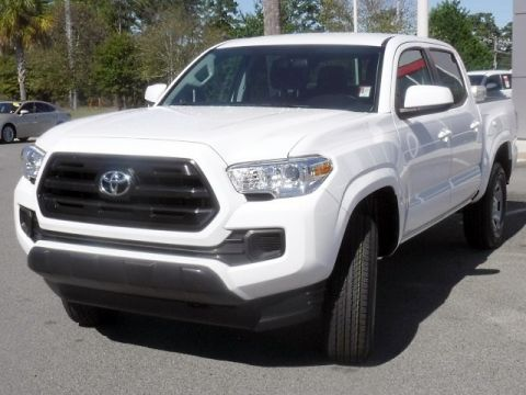 Certified Pre-Owned 2017 Toyota Tacoma SR Double Cab