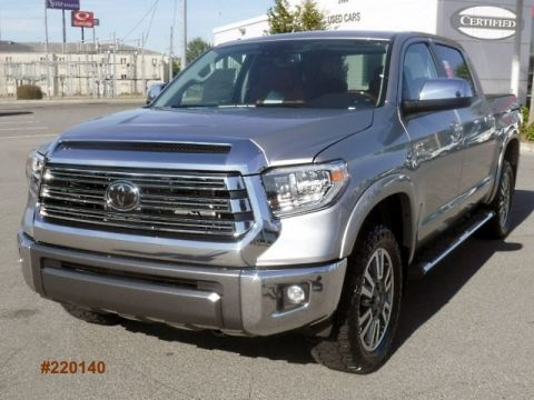 New 2020 Toyota Tundra 4WD 1794 Edition CrewMax 5.5' Bed 5.7L (Natl)