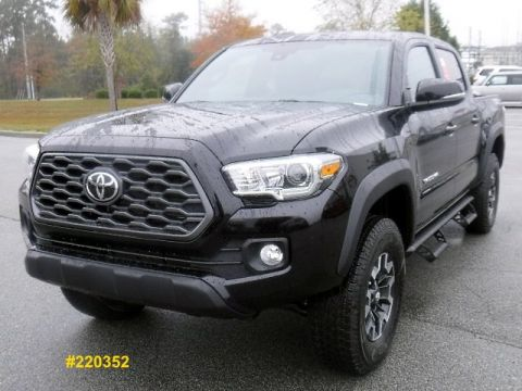2020 Toyota Tacoma 4WD TRD Off Road Double Cab