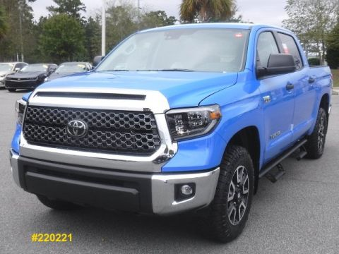 New 2020 Toyota Tundra 4WD SR5 CrewMax Large V8