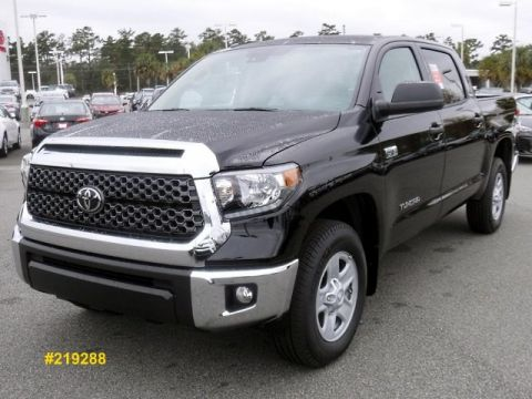 New 2019 Toyota Tundra SR5 CrewMax Large V8
