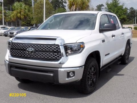 2020 Toyota Tundra 2WD SR5 CrewMax Large V8