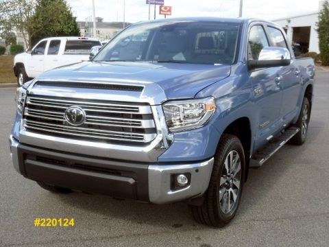 New 2020 Toyota Tundra 2WD Limited CrewMax