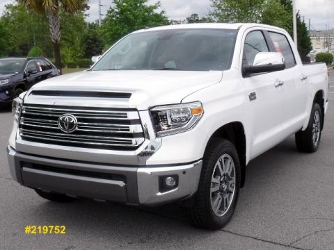 2019 Toyota Tundra 2WD 1794 Edition CrewMax
