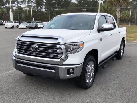 2020 Toyota Tundra 2WD 1794 Edition CrewMax
