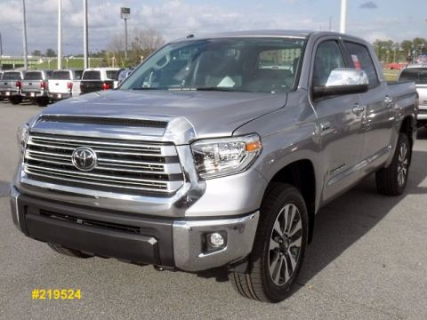New 2019 Toyota Tundra 4WD Limited CrewMax