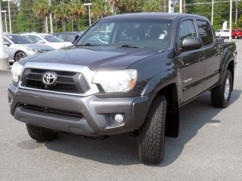 Pre-Owned 2012 Toyota Tacoma PreRunner Double Cab SR5