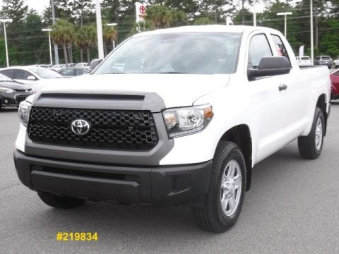 New 2019 Toyota Tundra 2WD SR Double Cab
