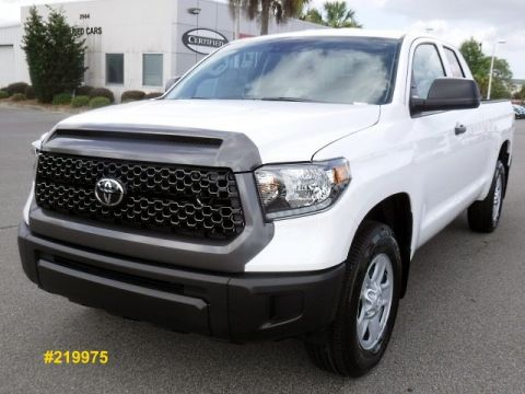 New 2019 Toyota Tundra 2WD SR Double Cab Large V8