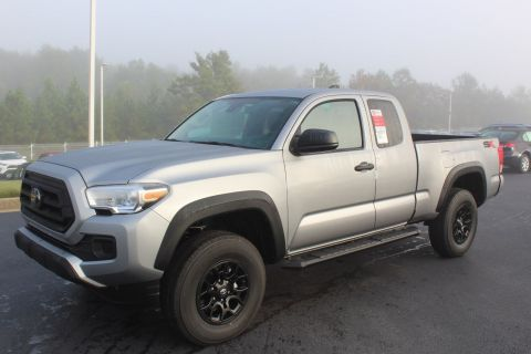 New 2020 Toyota Tacoma 2WD SR Access Cab 6' Bed V6 AT (Natl)