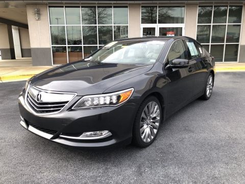 Pre-Owned 2016 Acura RLX Tech Pkg