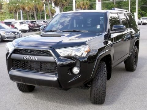 Certified Pre-Owned 2018 Toyota 4Runner TRD Pro 4WD