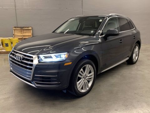 Pre-Owned 2019 Audi Q5 Premium Plus