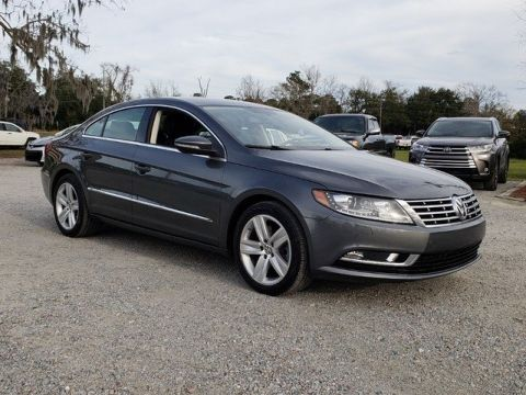 Pre-Owned 2016 Volkswagen CC 2.0T Sport